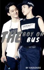 The boy on the bus (Xiuchen) by EXOLOUSS