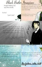 Black Butler Imagines by Words-are-my-love
