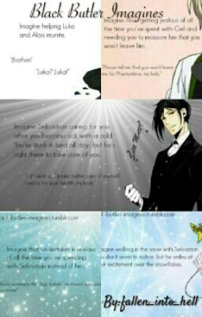 Black Butler Imagines by fallen_into_hell