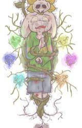 Hearts....Flowey X reader by fandomstuck693