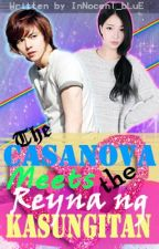 The Casanova meet's The Reyna ng Kasungitan by iNnoCenT_bLuE