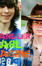 Chandler riggs/Carl Grimes imagines by erinlea918