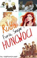 Ruda Furia, Snape I Huncwoci   Zakończone by Nightworld-queen