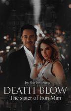 Death Blow: The sister of Iron Man /CZE AVENGERS FF/ by SarJanurova