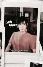 yah, oppa | svt wonwoo by oppanism