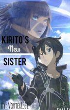 Kirito's New Sister by Vortex1561
