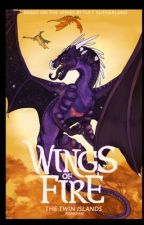 The Twin Islands-Wings of Fire by queenartemis-