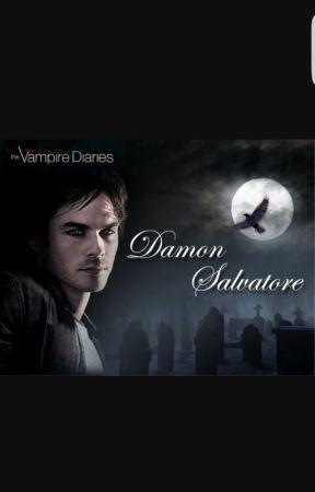 His anchor  (Damon Salvatore love story) by Arthurwillliveagain