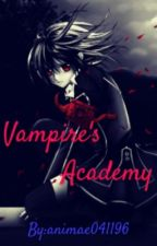 Vampire Academy by ani_mhiee11