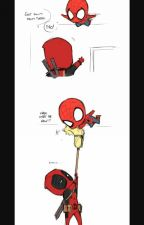 Spideypool oneshots by Daddy_Apple