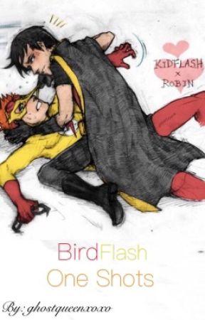 Birdflash One Shots - Mistletoe - Wattpad