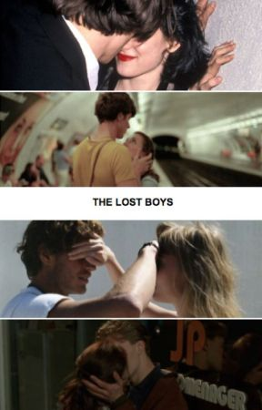 The Lost Boys by LilyRedRidingHood