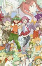 Yu-Gi-Oh Arc V Short Stories by Tsukiko05