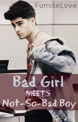 Bad girl meets Bad boy