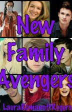 NEW FAMILY AVENGERS by LauraRomanoffRogers