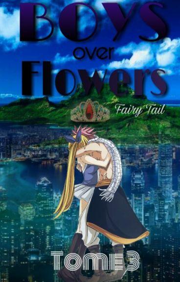 Boys Over Flowers, FairyTail [Tome 3]