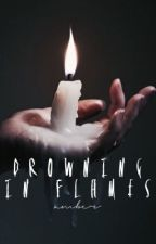 drowning in flames • benny weir [EDITING] by weasleywolf