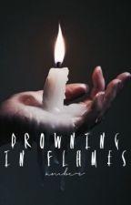 drowning in flames • benny weir [EDITING] by weasleywolf