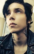 Andy Biersack x Reader by meowmeowgirl500