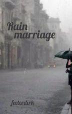Rain marriage by Feeterdirk