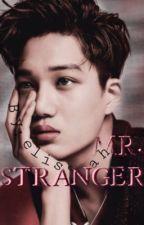 MR.STRANGER  by Eliss-ah