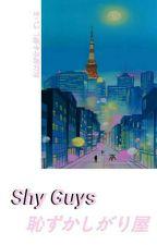 Shy guys [s.m]  by sunheeflower