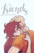 'Friends' (Solangelo) by queennailpolish