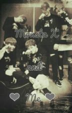 Monsta X and Me by keitheskull