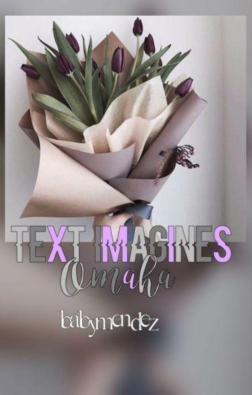 Text Imagines {Omaha}
