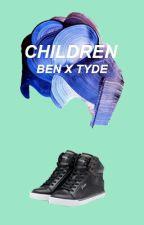 children ☆ ben x tyde by spraypaintedgold