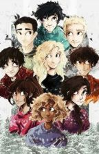 PJO and HoO oneshots by SakuraBlossom22