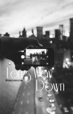 Long Way Down |z.h| mpreg [bxb] by Homosauce