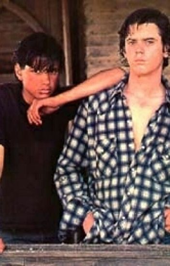 Ponyboy x Johnny