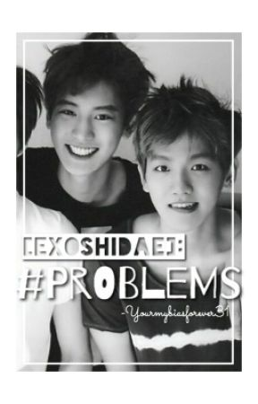 [EXOSHIDAE]#PROBLEMS by yourmybiasforever31