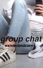 group chat    ot5 by wxnderlandziam
