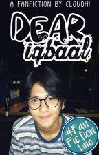 [1] Dear Iqbaal by cloudhi