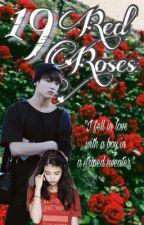 Bts Jungkook Nineteen Red Roses (undergoing Edits) by kookiessmile