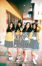 KPOP Academy by MotionlessMongTei
