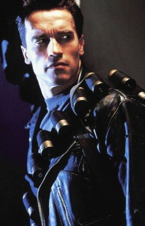 Terminator 2 (Uncle Bob x Reader) by heatherwillli