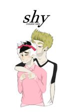 shy // muke by vividskies