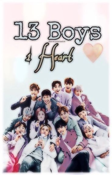 13 Boys, 1 Heart || Seventeen