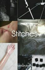 Stitches || {l.s.} by dontlarrybaby
