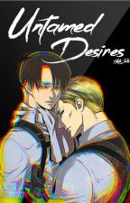 Untamed Desires ( Yandere!Erwin x Reader x Yandere!Levi) by HaloJolo