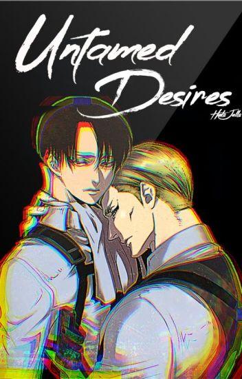 Untamed Desires ( Yandere!Erwin x Reader x Yandere!Levi)