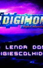 Digimon: A Lenda dos Digiescolhidos by RowanFW