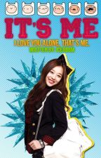 It's Me (MinSul Fan Fiction) by icecRiRim