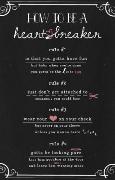 How to be a HeartBreaker (boyxxxboy) by Nominay