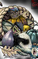 Gorillaz:Thanksgiving by Lennon-Chan