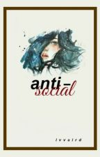 anti-social. by ivvaird