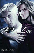 A Fine Line (Dromione Fanfiction) by M_G_West